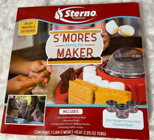 Sterno S'mores Maker Indoors & Outdoors