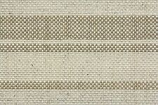 Laura Ashley Hadley Stripe upholstery Fabric remnant in Natural 140 x 78cm