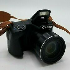 Canon PowerShot SX420 IS 20.0 MP Digital Camera with WiFi - Black