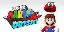 Switch Mario Odyssey Eshop版