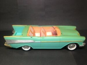 VINTAGE BARBIE 1957 CHEVY BEL AIR CONVERTIBLE by Mattel
