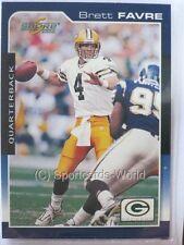 Brett Favre - 2000 Score #71 - Green Bay Packers Playercard