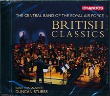 Central Band Royal Air Force British Classics D Duncan Stubbs