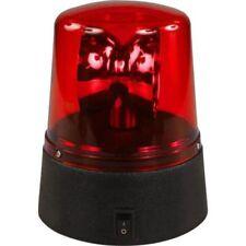 LAMPEGGIANTE A LED POLIZIA LUCE ROSSA DJ PARTY DA CASA ( BATTERIE) psichedeliche