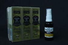 5 x Nature's Greenway Propolis Spray 40%  30ml with Manuka 100+