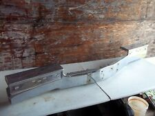 Cadillac DeVille Fleetwood Brougham Front Center Main Bumper Chrome