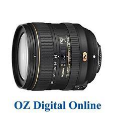 New Nikon AF-S DX NIKKOR 16-80mm f/2.8-4E ED VR Lens 16-80 1 Yr Au Wty