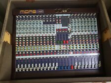 Midas Venice 240 Front of House, Monitor or Recording Mixing Desk with Hard Case
