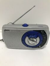 GPX Portable AM-FM Weather Radio & Storm Alert ( Pre-Owned In Good Working Con)