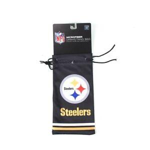 Pittsburgh Steelers NFL Microfiber Glasses Bag