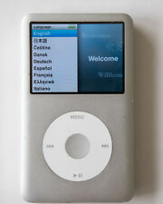 Apple iPod Classic, 6th Generation, Silver, 80GB