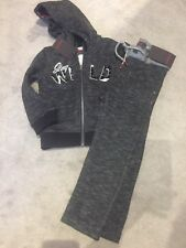 Catimini Boys Black Tracksuit, 4 Years, New With Tags