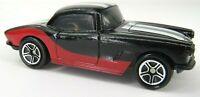 1962 Chevrolet Corvette Black Matchbox Loose Diecast 1:64 1998