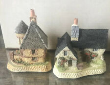 2 David Winters Scottish Collection -Gillie's Cottage & Gate Keepers