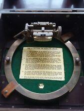 """Pattern 1950 5 """"Azimuth Circle Nautical Instrument"""