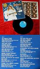 LP Nicole: En Smule Fred (Teldec 625259 AS) D 1982 / Original Inlet