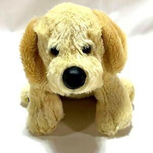 Ganz Webkinz Yellow Lab Plush Stuffed Puppy Dog Bean Bag Toy Animal NO CODE