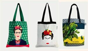 Frida Kahlo Shopping Tote Bag