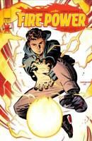 Fire Power #1 Robert Kirkman & Chris Samnee Image Comics (2020)