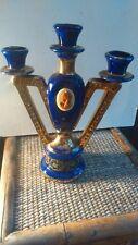 old candlestick. Bougeoir ancien Keramik