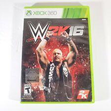 WWE 2K16 - Xbox 360. Tested