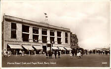 Barry Island. Merrie Friars' Cafe & Paget Road # 5002 by Philco.
