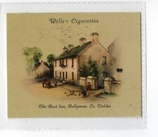 (Jc2417-100)  WILLS,OLD INNS,2ND SERIES,THE BOOT INN,1939#10