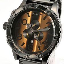 New NIXON 51-30 Watch CHRONO Tiger A0831073 A083-1073