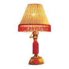 "Hawaiian Hawaii Motion Vintage Hula Lamp ~ Hula Girl w/ Hands Back 26"" #50006"