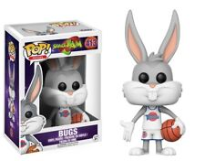 Funko - POP Movies: Space Jam  - Bugs #413 Vinyl Action Figure New In Box