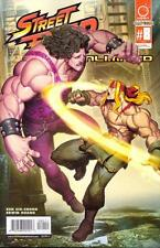 Street Fighter Unlimited #8 A Genzoman Story   NEW!!!