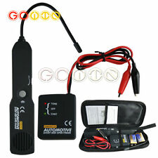 Auto Car Circuit Tester Short&Open Circuit Finder Tester Car Cable Wire Tester