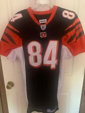 Cincinnati Bengals Jersey # 84 Game Used Team Issued Signed T J HOUSHMANDZADEH