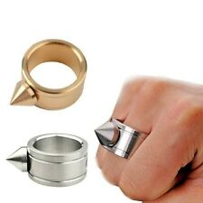 Outdoor Stainless Steel Self defense Ring Supplie Self-defense Product Weapons