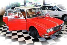 Lancia Flavia 1800 LX Oldtimer und Rarität