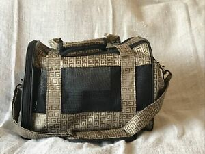 Stylish TRIXIE CAT/DOG bag/ Carrier In Awesome Condition + Free Clean Cat Bed