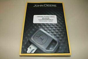 JOHN DEERE 2.4L 3.0L 4024HF285 4024HF295 5030HF2 POWERTECH ENGINE SERVICE MANUAL