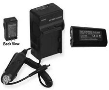 Battery + Charger for Kodak ZD8612 IS ZD8612IS Z1485 IS