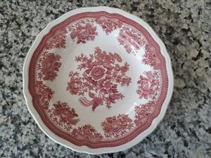 Villeroy & Boch Fasan rot, Suppenteller? (Nr.2)