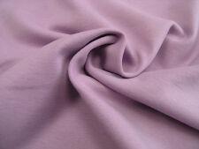 Bündchen alt rosa Baumwoll Jersey glatt uni 0,5m OEKO-TEX® Standard 100