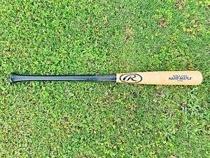 Rawlings hard maple Wood pro R110HM 33 inch Baseball Bat besr bbcor