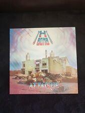 """H Bomb """"Attaque"""" Lp Original 1984 MN"""