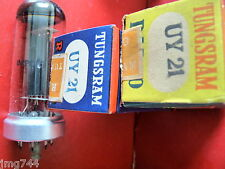 UY21 TUNGSRAM NEW OLD STOCK VALVE TUBE 1PC A16