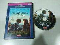 Una Habitacion con Vistas Helena Bonham Carter - DVD Español - 1T