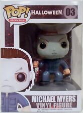 "MICHAEL MYERS Halloween Pop Movies 4"" inch Vinyl Figure #3 Funko 2014"