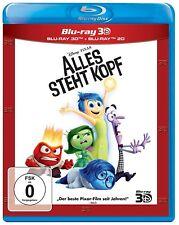 Alles steht Kopf -  3D + 2D  -  NEU/OVP - 3D Blu-ray