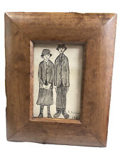 More details for 20th century pencil drawings signed by (ls lowry)
