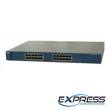 Cisco WS-C2970G-24T-E 24 Ethernet 10/100/1000 ports Multilayer Switch
