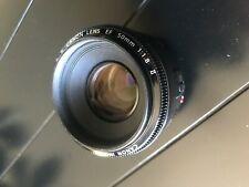 Canon EF 50mm f/1.8 II EF Lens