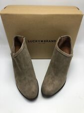 264950f1a9f1 Lucky Brand Women s Salza Booties Size 9.5M New In Box